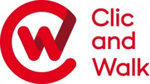 logo complément revenus clic and walk applications client mystère