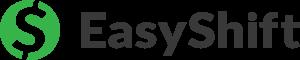 identité visuelle easyshift argent applications client mystère