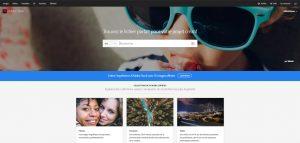 gagner argent sur Internet vendre photos Adobe Stock monétiser photos