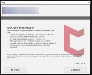Installation du logiciel pay per install