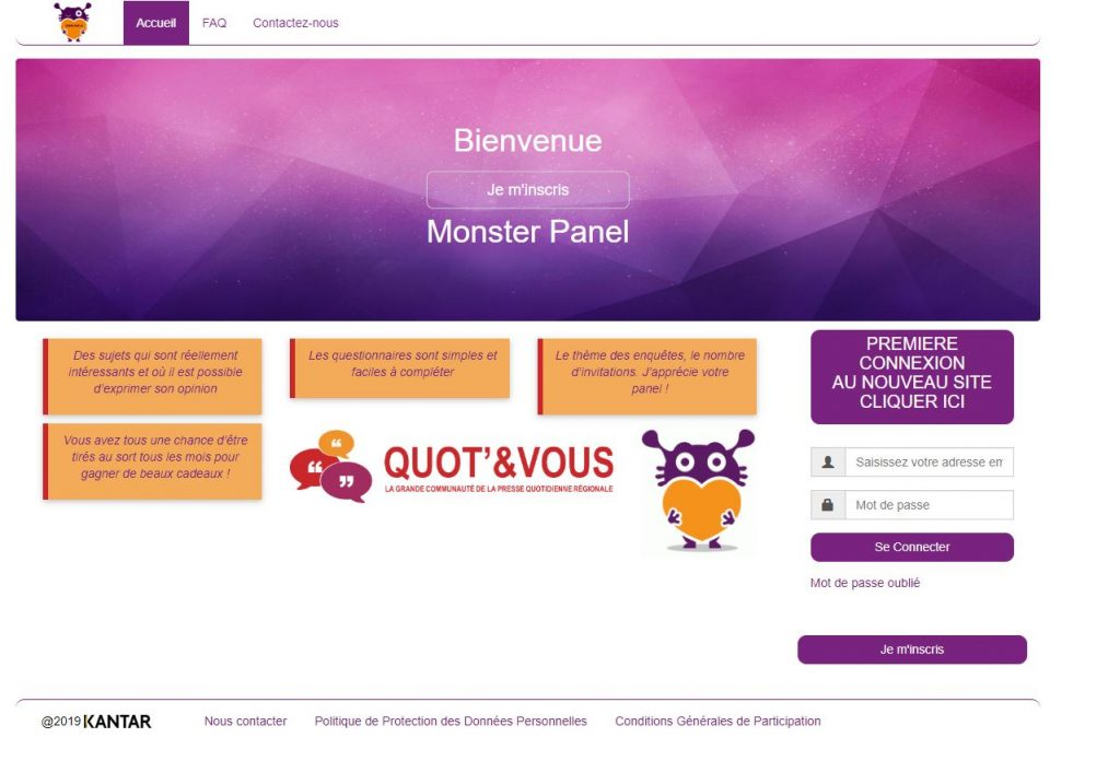 site panel tns sofres