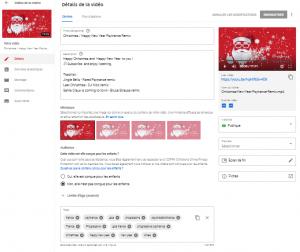 gagner argent youtube métadonnées édition vidéo