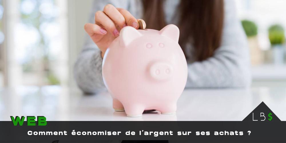 economiser sur ses achats tirelire cochon
