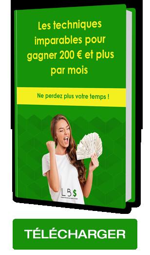 livre ebook méthodes pour gagner de l'argent