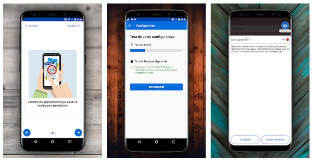 testapic application pour faires des tests rémunérés avec son smartphone