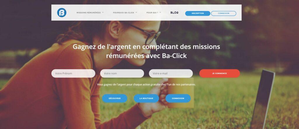 ba-click site de paid to click