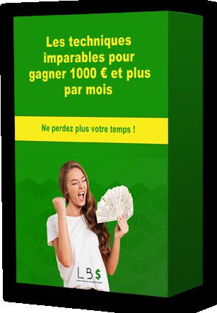 gagner 1000 euros par mois sur internet devenir premium