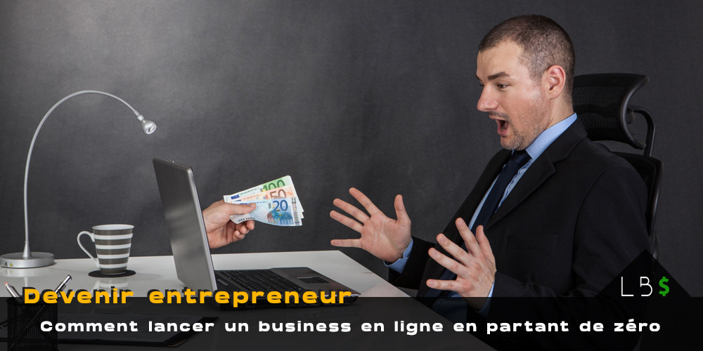 Comment lancer un business en ligne en partant de zéro [guide complet]